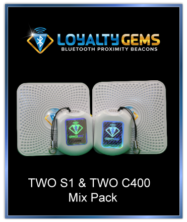 Proximity Marketing Beacons By LoyaltyGems®